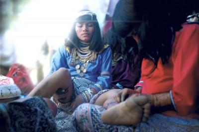 Ян Кунен «Другие Миры», OTHER WORLDS, фильм о жизни и магии <br /> индейцев