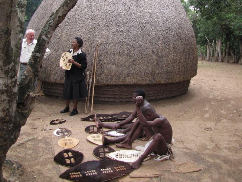 Племя зулусов