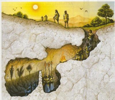 Философская Пещера Платона