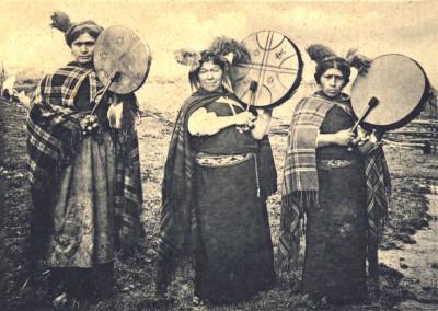 Мачис Мапуче, Mapuche Machis, шаманки Чили и Аргентины