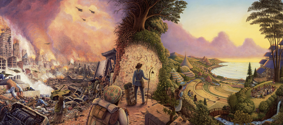 Mark Henson - New Pioneers