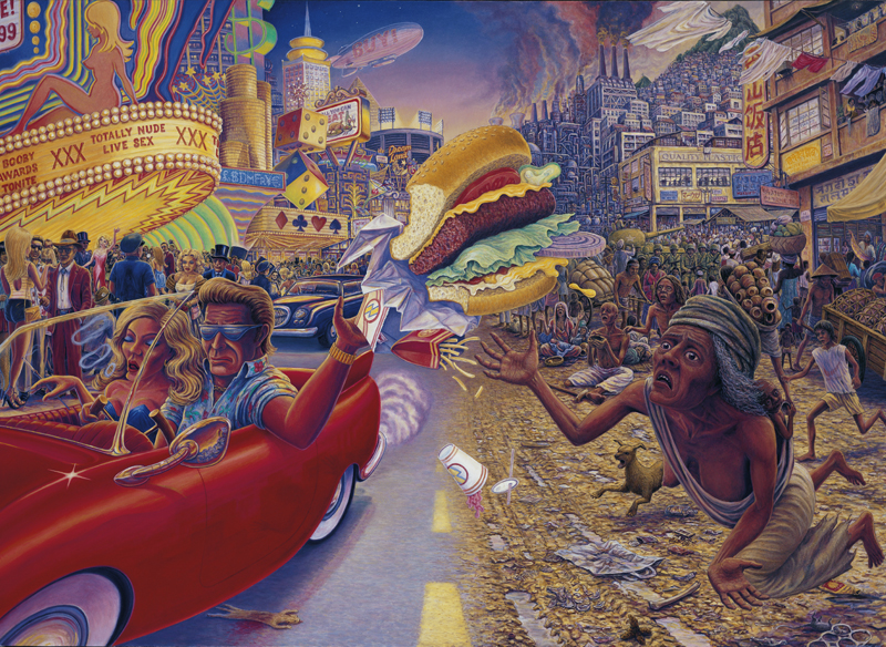 Mark Henson - SHARE THE WEALTH