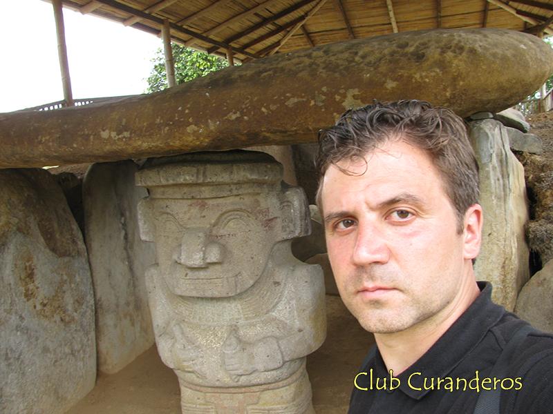 Берснев Павел, Колумбия